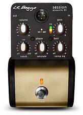 LR Baggs Session DI Acoustic Preamp Saturation & Compression EQ NEW 2DAY DELIVER