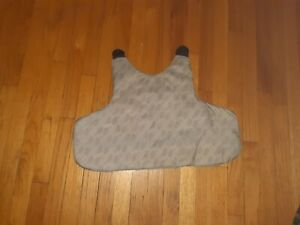 Point Blank Body Armor Insert level 3A with stab proofing. ex police. soft armor