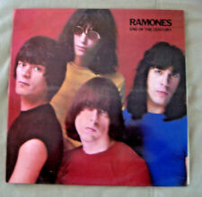 The Ramones - End Of The Century Original 1980 Portuguese Pressing VG
