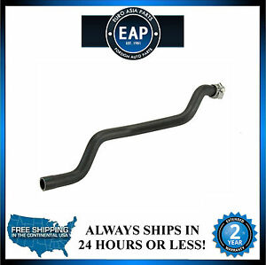 For BMW 330I 330XI E46 6cyl Heater Radiator Coolant Hose NEW
