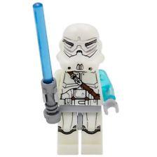 Clone Trooper Minifigure Star Wars Figure for Custom Lego Minifigures
