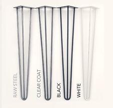 GREAT Hairpin Legs x 4 - FREE Floor Protectors & Screws
