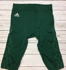 Adidas Techfit Primeknit Football Pants SZ L Compression Green OVER $100 RETAIL!