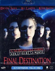 Final Destination (Blu-Ray) MONDO HOME ENTERTAINMENT