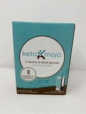 Keto-Mojo GK+ Blood Glucose & Ketone Basic Meter Kit - New in Box