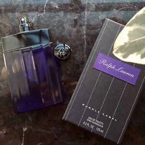 RALPH LAUREN Purple Label Travel SAMPLE 3 mL 5 mL 10 mL Glass Atomizer