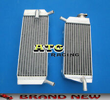 Aluminum radiator for Honda CRF450X CRF 450 X 2005-2013 06 07 08 09 10 11 12 13