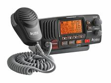 COBRA MARINE F57-EU Black Fixed VHF Radio