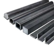 Aluminium Stahl Edelstahl Profile Alu Winkel Rohr Flach U-Profil Vierkant 2450mm