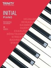 Trinity College Piano Pieces & Exercises 2018-20 Initial Book + CD (NEW)