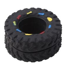 New listing Dog New Tyre Treads Tough Toy Chew Puppy Squeaky Toys Hard Wearing Gifts Qk