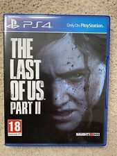 Sony PS4 The Last of Us: Part II Video Game