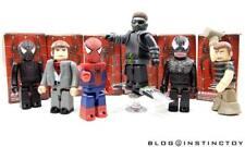 MEDICOM SPIDER-MAN SPIDERMAN 3 MOVIE KUBRICK FIGURE SET (6 PCS) WITH CHASE NEW