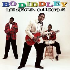 BO DIDDLEY - THE SINGLES COLLECTION (NEW SEALED 2CD)