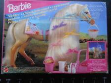 ♥ VINTAGE Cavallo NIBBLES Horse Barbie ♥ Mattel 14879