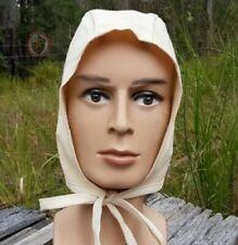 Halloween Festive Cotton Arming Cap Medieval Costume Clothing Fashion Bonnet