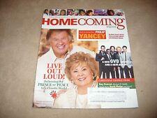 BILL & GLORIA GAITHER PRESENT HOME COMING MAGAZINE NOVEMBER/DECEMBER 2014