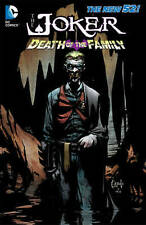 The Joker: Death of the Family (The New 52)-ExLibrary