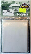 New Ratio Roughcast Walling 313 N Gauge