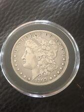 Morgan Silver Dollar - 1893-O - RARE- Raw!