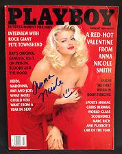 1994 Playboy Magazine Featuring Anna Nicole Smith, Signed w/COA