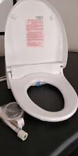 New Toto Elongated Washlet Tcf6301U Sw532#01 B150 Cotton White