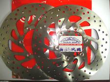 KIT 2 DISCHI FRENO BREMBO ANTERIORI MALAGUTI 500 SPYDER MAX RS DAL 2009 > 7E5