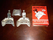 Vintage Alprima Mariano 3 Pin Cross Country Ski Binding w/ Box Size Small Canada