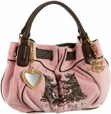 BRAND NEW Juicy Couture Scotty Bling Satchel- NEVER USED
