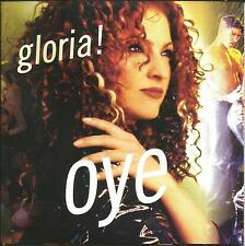 GLORIA ESTEFAN Oye w/ 2 RARE EDITS 2 TRX CARD SLEEVE Europe CD single SEALED