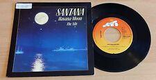 "SANTANA - HAVANA MOON - 45 GIRI 7"" - HOLLAND PRESS"