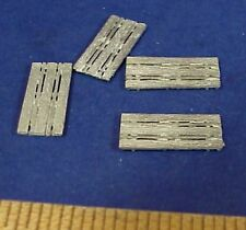 HO/HOn3 WISEMAN MODEL SERVICES DETAIL PARTS #HO143 LONG WOOD PALLETS