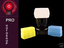 3 Farben Blitzbox Canon Speedlite 580  EX / II