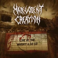 Malevolent Creation Live At The Whisky A Go Go CD NEW SEALED 2008 Death Metal