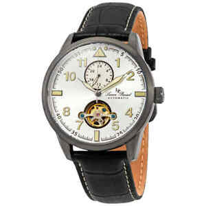 Lucien Piccard Lodestar Auto GMT Automatic Men's Watch LP-28008A-GM-02S