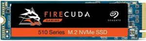 Seagate FireCuda 510 1TB GAMING SSD PCIe Gen3 NVMe M.2 2280  Solid State Drive
