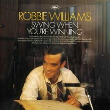 Robbie Williams - Swing When You're Winning [New CD] Argentina - Import