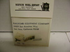 Westside Model Company DH-13 Model Railroad Bushing Repair Kit