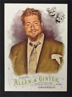 2016 Topps Allen and Ginter #243 Jay Oakerson - NM-MT