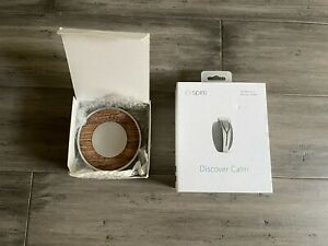Spire Stone Mindfulness Activity Tracker iOS Android w/ Extra Charging/Sync Pad