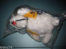 1981 Victor Valley Bank St. Bernard Stuffed Animal Plush Dog Vintage