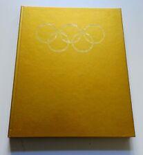 Le comité international olympique - Widmung v. J. A. Saramanch an Dr. K.H. Klee