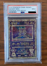 Pokemon Ancient Mew 2000 Movie Promo PSA 9 Mint Pokémon Kino Klassisch! Begehrt!