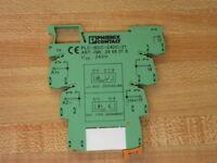 Phoenix Contact PLC-BSC-24DC/21 Terminal Block PLCBSC24DC21 (Pack of 2)