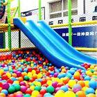 800 Pcs Kids Baby Swim Pit Toy Colorful Ball Fun Ball Soft Plastic Ocean Ball US