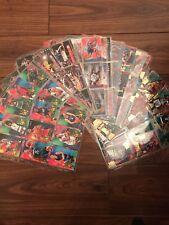 1995/96 NBA Hoops Basketball Cards job lot  - many rare. MINT condition