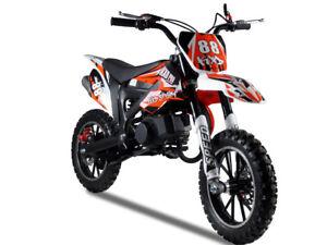 Dirt Bike Cross Bike Motor bike 50 cc Modell 706A Neuheit 2020 OVP KXD MOTO Neu