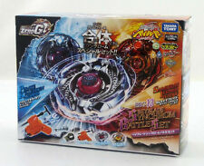 Takara Tomy JAPANESE Beyblade ZERO-G BBG13 Synchrom Battle Set