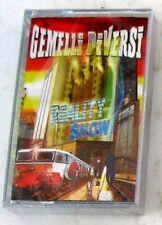 GEMELLI DIVERSI - REALITY SHOW - Musicassetta Sigillata  MC K7