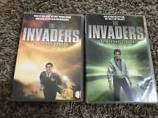 THE INVADERS 1967 1968 TV Series Complete First and Second Seasons ROY THINNES 2